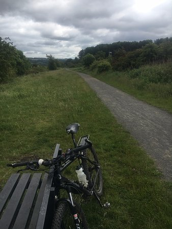 Lanchester cycle track