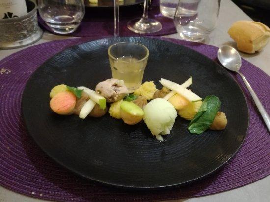 La Table Du Roy: Variation de pomme.