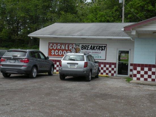 Corner Scoop