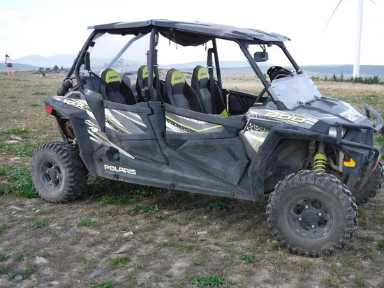 Bingham, ME : Premium Side by Side rentals include GPS, Powersteering and Spot tracking