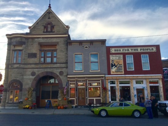 Richmond, IN: The Firehouse exterior