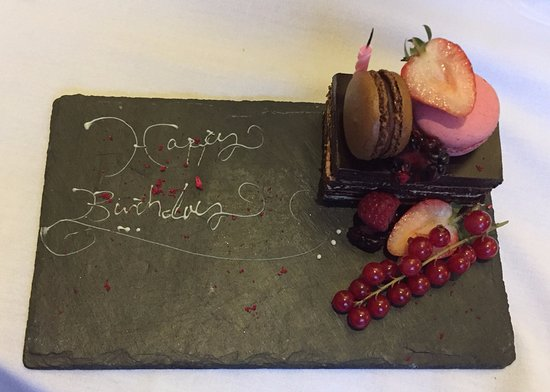 Sopwell House: A special birthday cake can be added to afternoon tea on request.