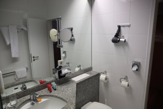 HEIDELBERG DE Hotel Leonardo City Center Salle de bains & WC