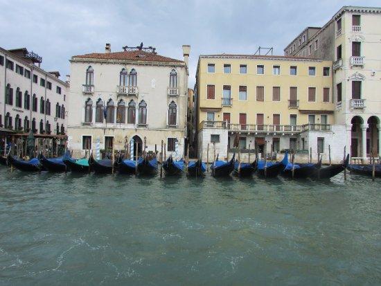 View from vaporetto foto di vaporetto actv venezia for Vaporetto portatile migliore