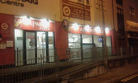 Delivery Unnecessarily Too Long Review Of Apache Pizza