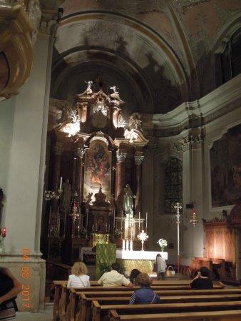 La parrocchiale SS. Filippo e Giacomo: Interior