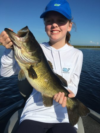 young or old Okeechobee is fun for all!