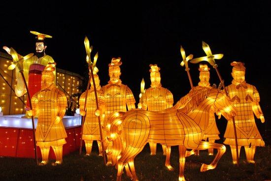 China Lights Billede Af Boerner Botanical Gardens Hales Corners Tripadvisor