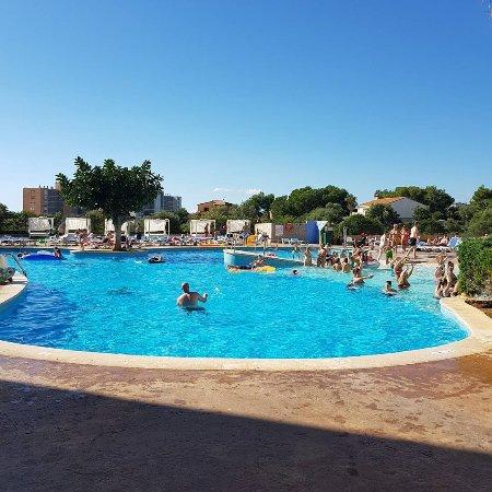 HYB Eurocalas : Hotel Eurocalas de Mallorca