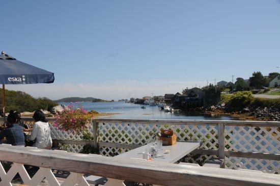 West Dover, Canadá: wonderful alfresco dining