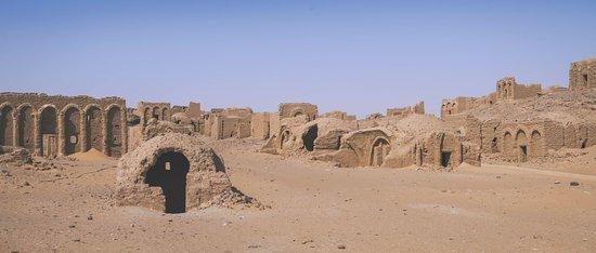 Necropolis of Al-Bagawat: Bagawat tombs