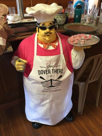 """West Dover, Canadá: It is """"Dover there!"""""""