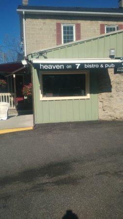 Rockwood, แคนาดา: Heaven on Seven