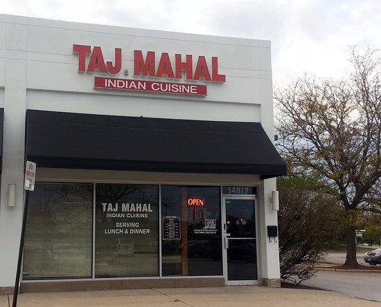Taj Mahal Indian Restaurant Of Orland Park