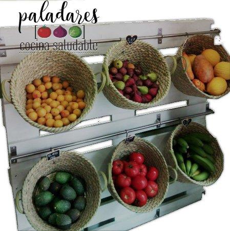 Paladares cocina saludable las palmas de gran canaria for Cocina saludable