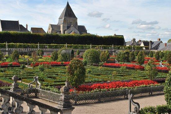 Chateau de Villandry: exteriores