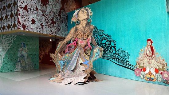 Contemporary Arts Center: Wallpaper