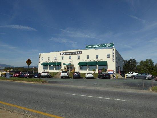 Ruckersville, Вирджиния: Exterior