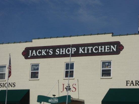 Ruckersville, Вирджиния: Sign