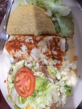 Winner, Dakota do Sul: Chalupa, Burrito, & Taco Meal