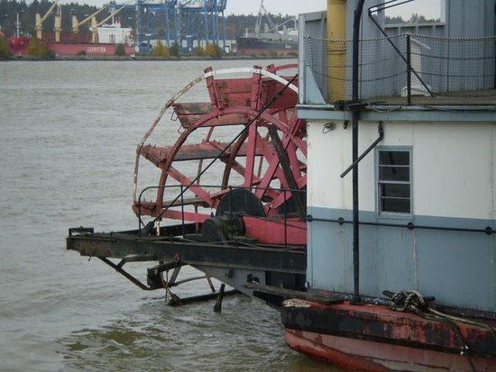 New Westminster, Canadá: Sternwheel