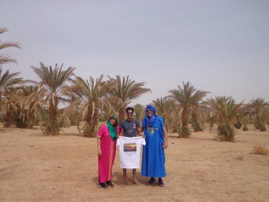 Marrakech-Tensift-El Haouz Region, Marokko: Con Ibrahin
