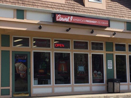 Carvel Ice Cream At 456 Main Ave Norwalk Ct