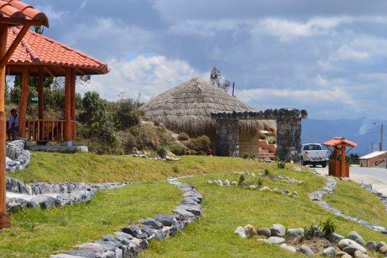 Mirador Turístico Quilotoa