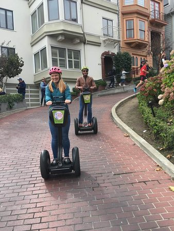 Electric Tour Company Segway Tours : Time of our life