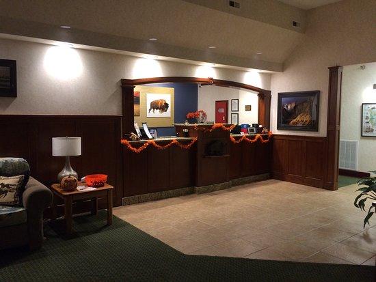 SureStay Plus Hotel Buffalo - Picture of SureStay Plus Hotel by Best ...