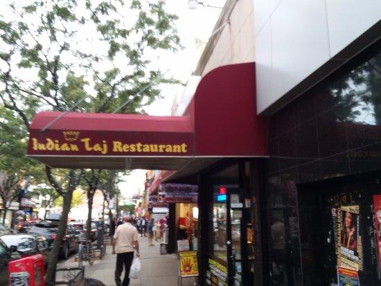 Jackson Heights, NY: the restaurant