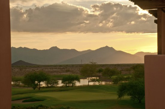 Chandler, Arizona: Evening in the Valley of the Sun