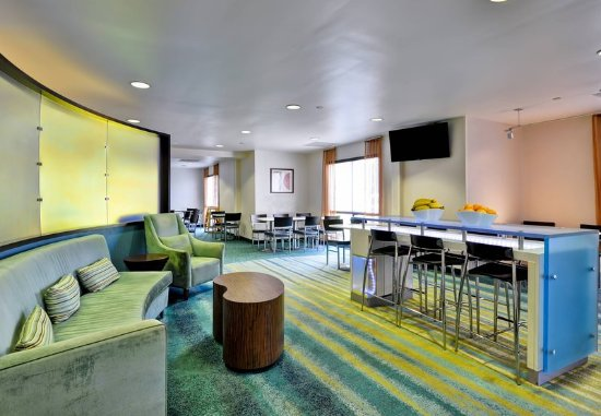 Round Rock, TX: Lobby Seating Area