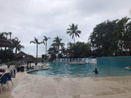 Palm Beach, Austrália: Brilliant Pool