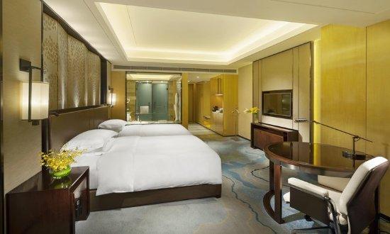 Zhuzhou, China: Twin Accessible Room - Rollin Shower