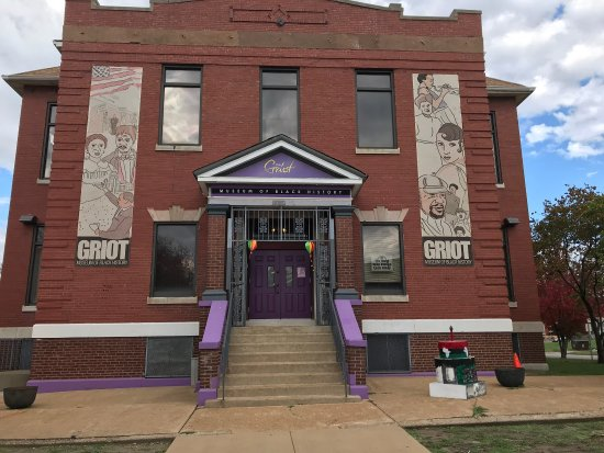 ‪Griot Museum of Black History‬