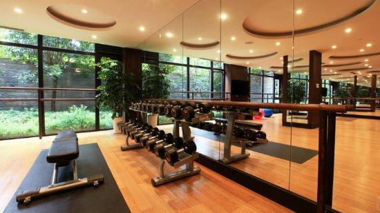 Chun'an County, Kina: Fitness Centre