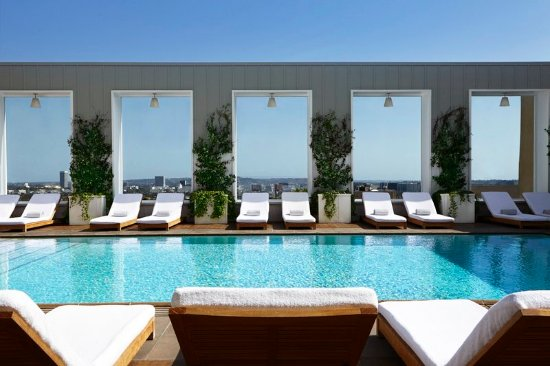 Mondrian Los Angeles Hotel Updated 2018 Prices Amp Reviews