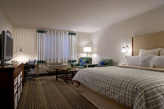 Prince George, Canada: Guest Room