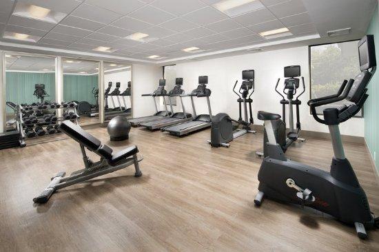 Lawrence, ماساتشوستس: Fitness Center