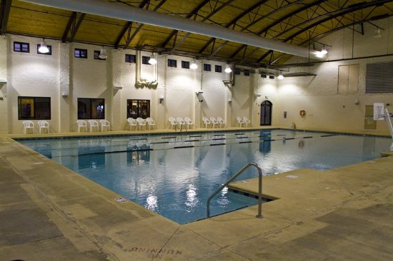 Fairfield Glade, TN: Indoor Swimming Pool