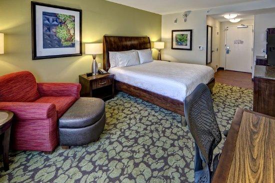 Cordova, TN: Accessible King Room