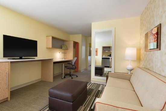 McDonough, GA: Suite Living Area
