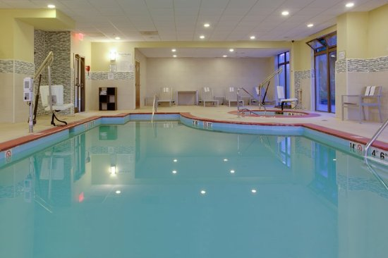 Laurel, MD: Indoor Swimming Pool