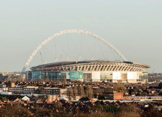 Wembley Stadium Hotels With Parking