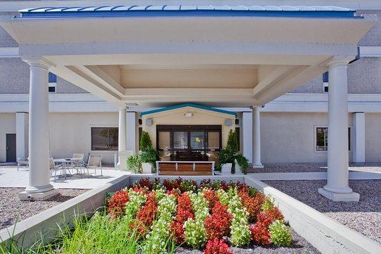 Holiday Inn Express Downtown Richmond: Friendliest staff in downtown Richmond!