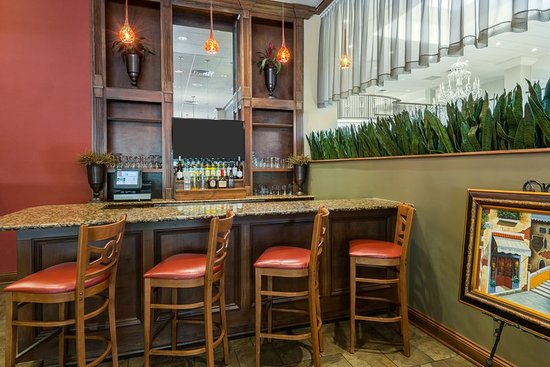 Holiday Inn - Mobile Downtown/Historic District: Bar and Lounge