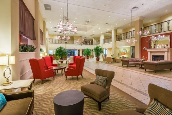 Holiday Inn - Mobile Downtown/Historic District: Lobby Lounge