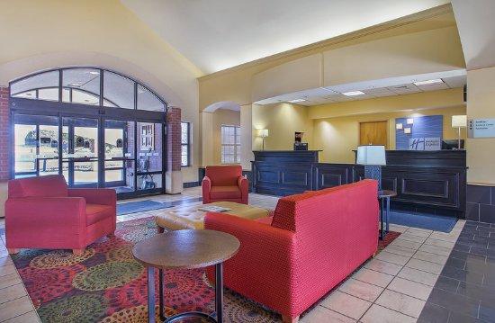 Fort Knox, KY: Holiday Inn Express - Wickam Inn