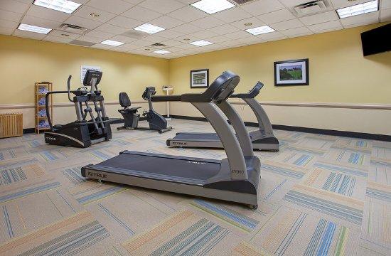 Fort Knox, KY: Wickam Inn- Fitness Center